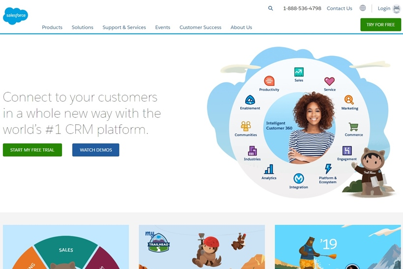 CRM Platform Salesforce and Chinese Cloud and E-Commerce Giant Alibaba Form Partnership
