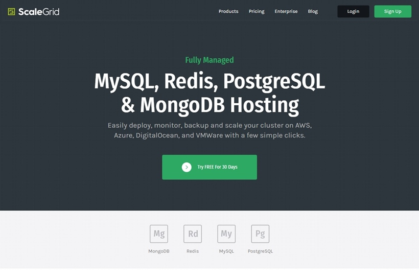 MongoDB and Redis Hosting Provider ScaleGrid Announces Fully Managed MySQL Hosting Availability