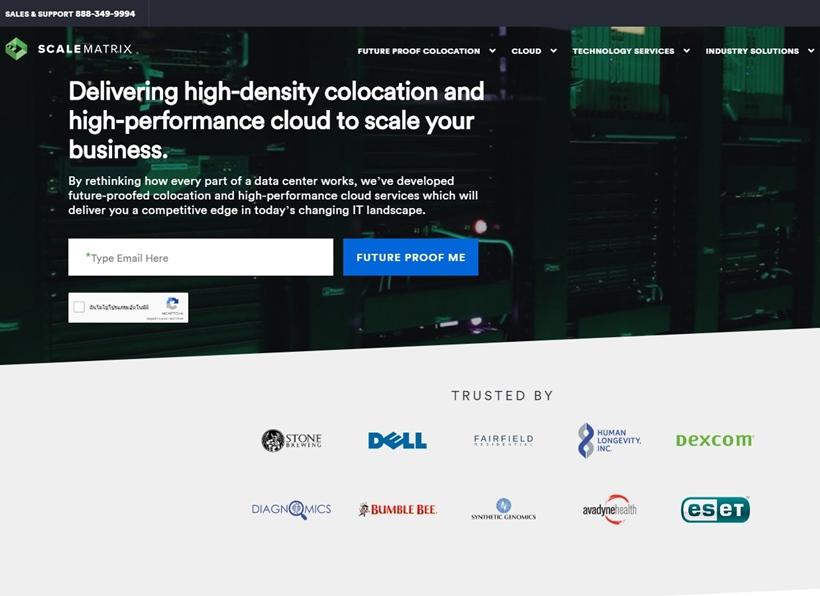 Web Hosting News - Colocation Provider ScaleMatrix Acquires Edge