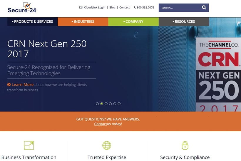 Global Networking Provider NTT Com to Acquire Managed Service Provider Secure-24