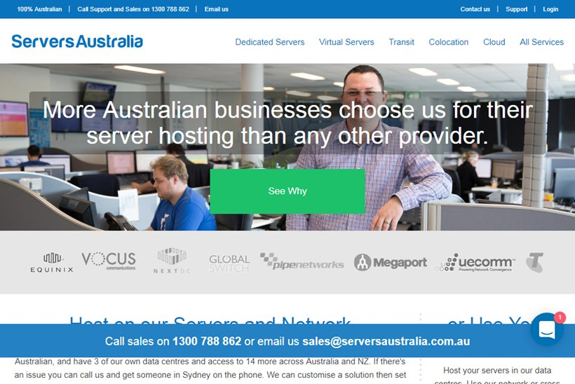 Web Host Servers Australia Acquires the Server and Cloud Hosting Business of 100% Australian Technology Company Axelera