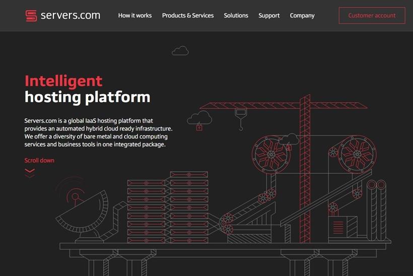 Global IaaS Platform Provider Servers.com Announces Hong Kong Data Center