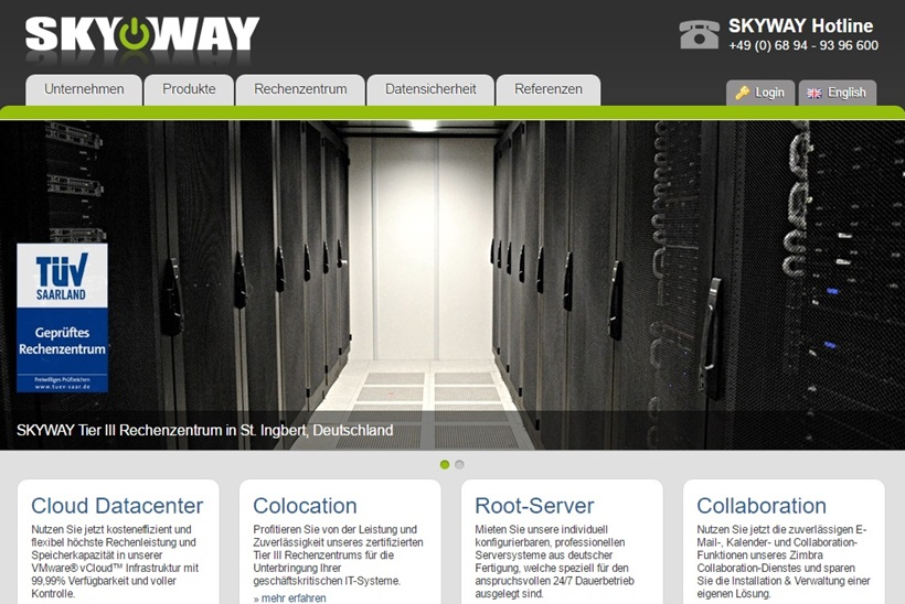 SKYWAY DataCenter to Launch New Data Center Location in 2017