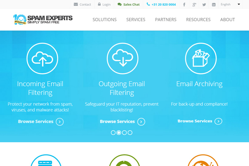 Dutch Email Security Experts SpamExperts Launches French Language Website Interface