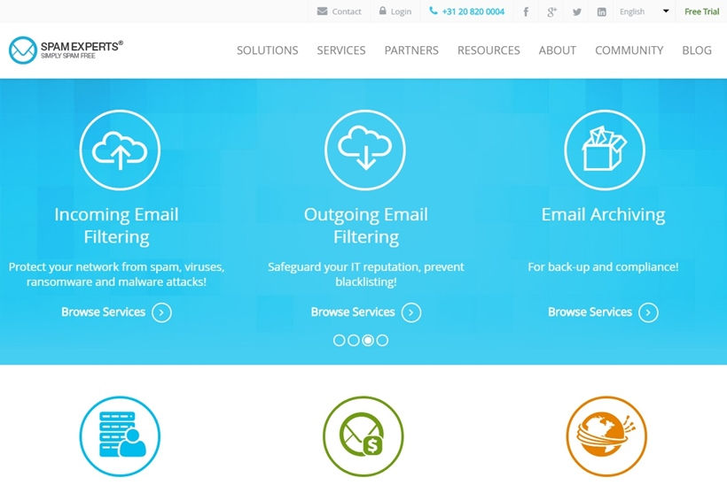 Email Security Company SpamExperts and WebOps Platform Plesk Partner on Professional Email Security Addon