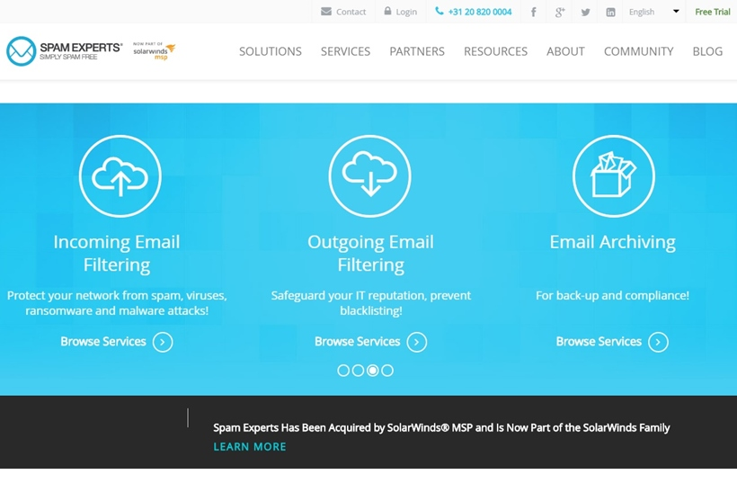 Malaysian Web Host Shinjiru Technology SdnBhd and Dutch Email Security Company SpamExperts Form Partnership