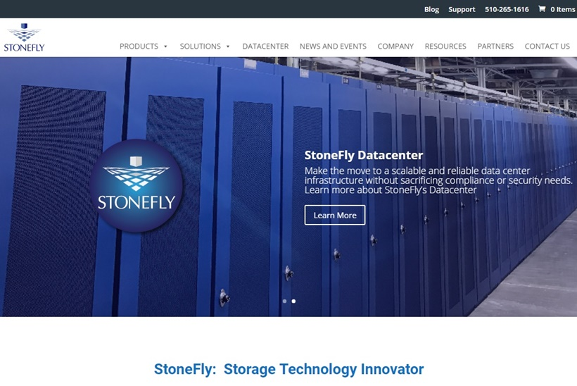 Virtual Storage Services Provider StoneFly Expands Cloud Storage for Veeam Into the Microsoft Azure Government Platform
