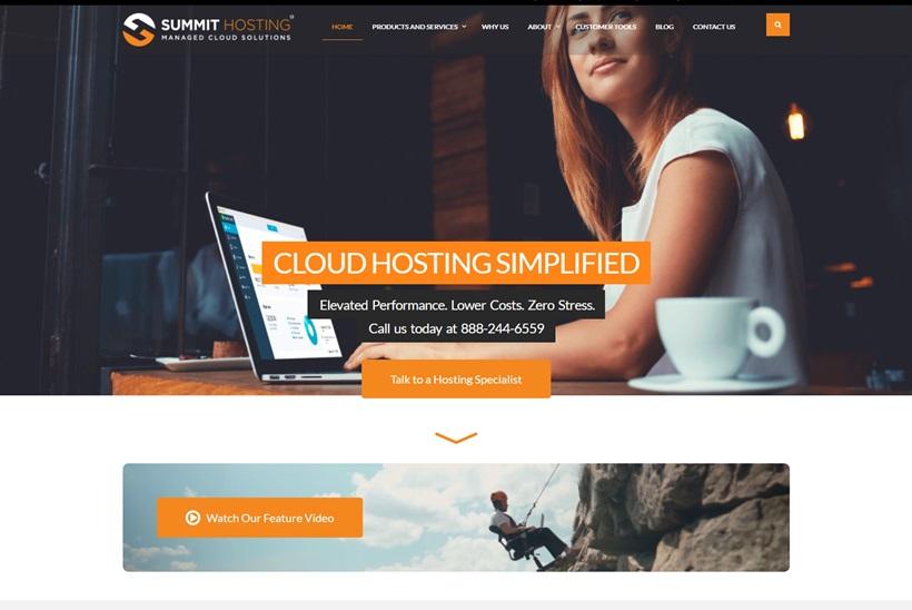 Cloud-based Hosting Provider Summit Hosting Enhances Cloud Server Security