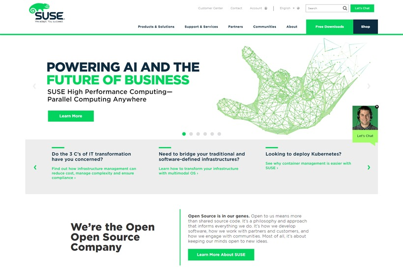 Cloud Giant Alibaba Cloud and Open Source Software Pioneer Suse Expand Partnership