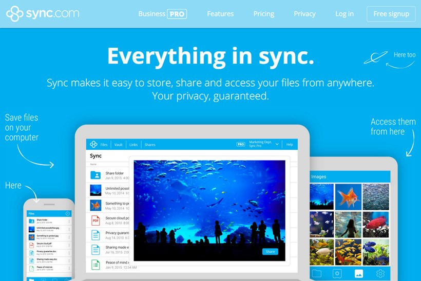 Web Hosting News - Encrypted Cloud Storage and File Sharing Company