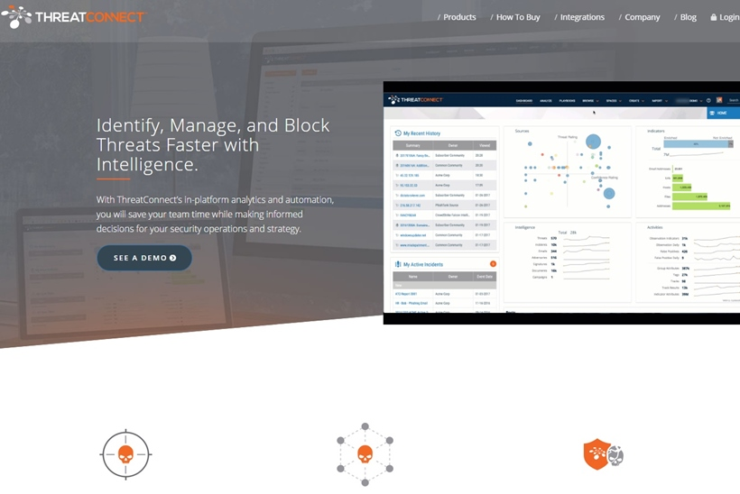 Cyber Protection Company ThreatConnect and IT Services Company CenturyLink Partner on Managed Security Services