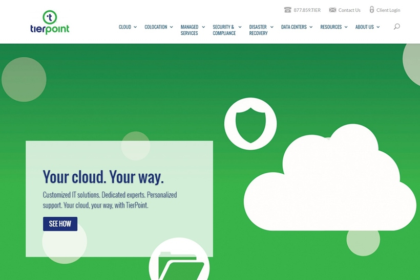 IT Infrastructure Services Provider TierPoint to Expand Nashville Data Center