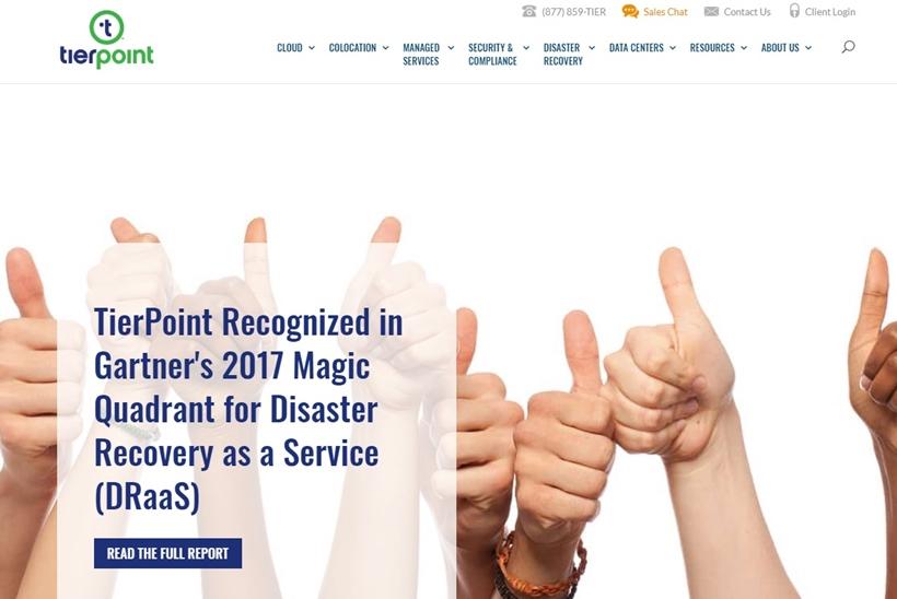 IT Infrastructure Services Provider TierPoint to Host BraveIT