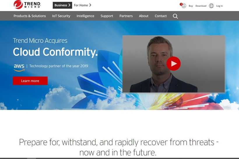 Cloud Security Leader Trend Micro Acquires SaaS-based Cloud Tool Provider Cloud Conformity