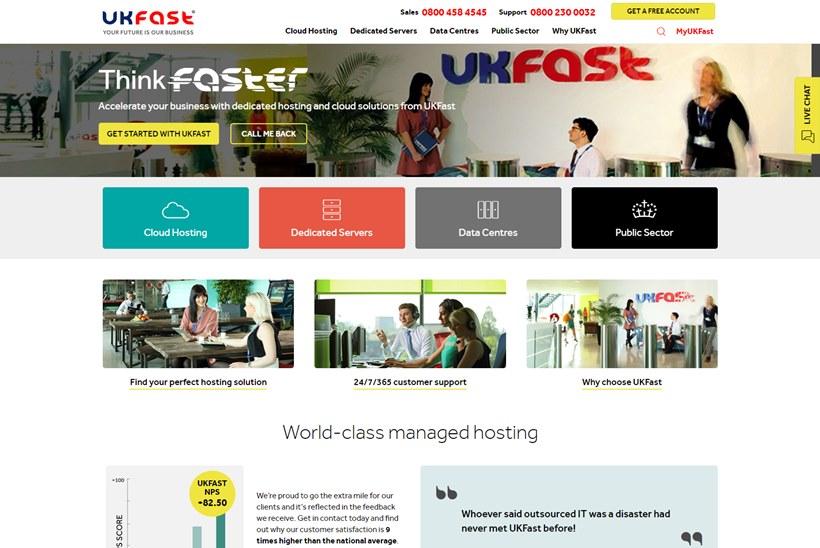 UK Cloud Provider UKFast Preparing for IPO