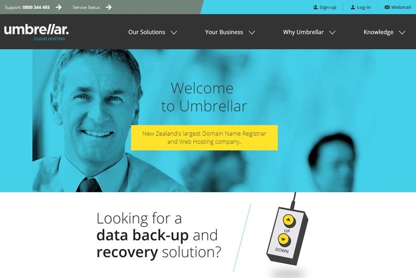 New Zealand Web Host Umbrellar Group Announces Launch of Cloud Options