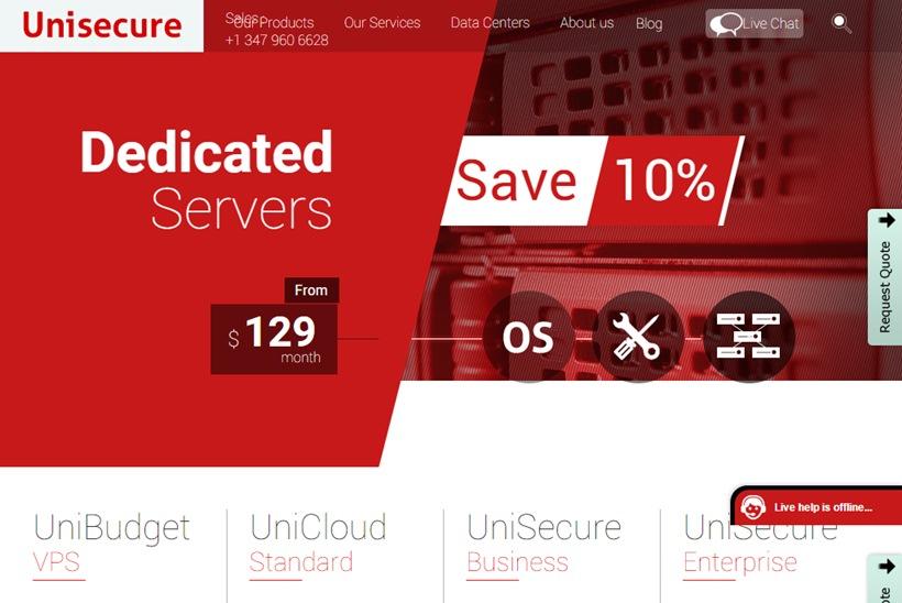 Web Host Unisecure Celebrates Eighteen Years in Business