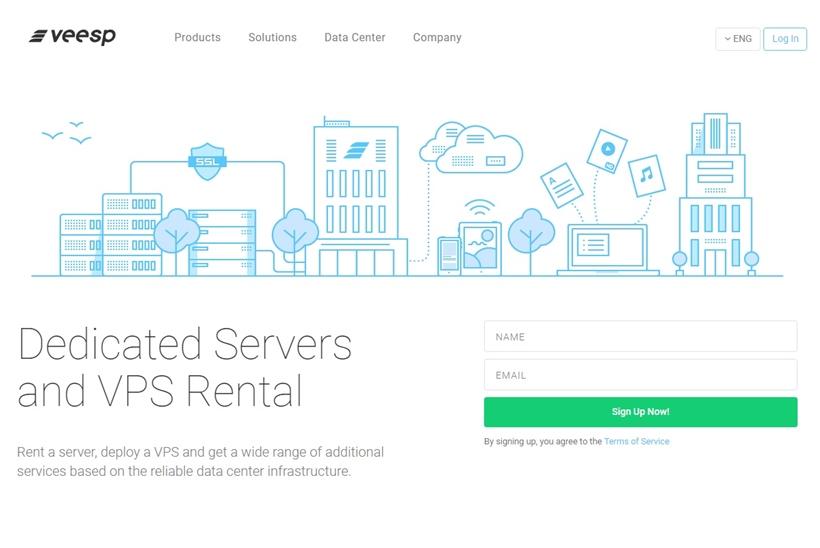 Web Host vStoike Rebrands to Veesp