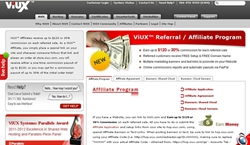 Web Host ViUX Systems Launches New Affiliate Program