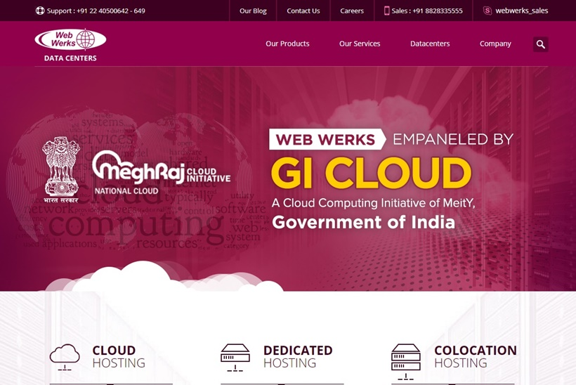 Solution Developed by Hosting Provider Web Werks Receives Award