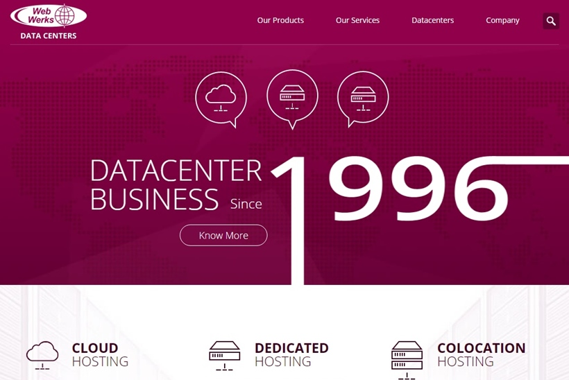 Hosting and Data Center Services Provider Web Werks Offers India's First True Utility Cloud Hosting Service