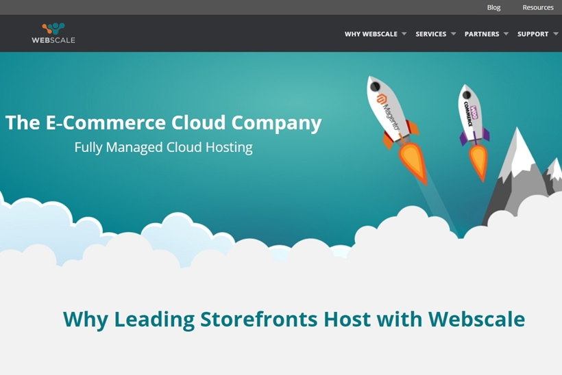 Ecommerce Cloud and Managed Hosting Company Webscale Launches Cloud Image Manager