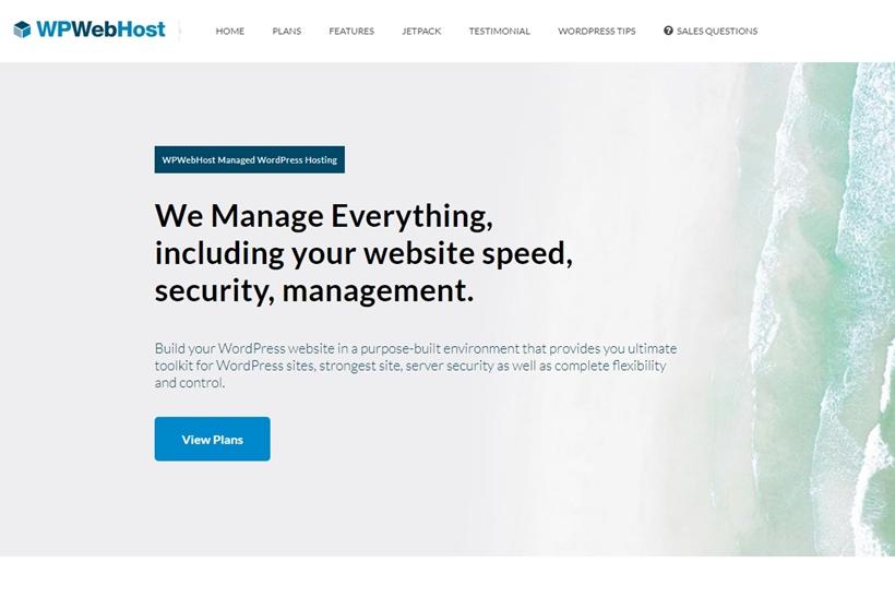 Managed Hosting Provider WPWebHost Adds Jetpack Premium to WordPress Option