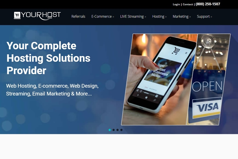 Web Host YourHost Acquired by PSPinc