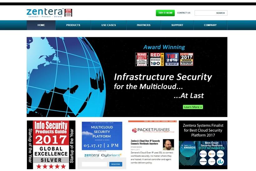 Network Security Platform Provider Zentera Systems Recognized by TechXLR8 Awards