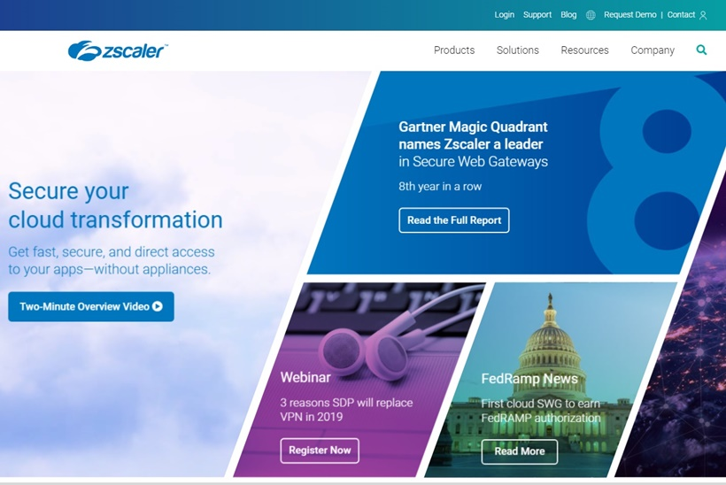 Web Hosting News - Cloud Security Leader Zscaler Achieves FedRAMP
