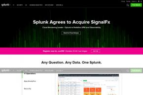Data Processing and Analytics Services Provider Splunk Acquires Cloud Monitoring Services Provider SignalFx