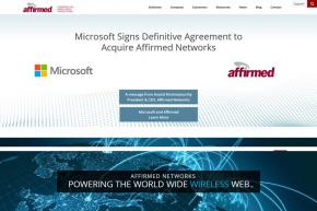 Cloud Giant Microsoft Acquires Affirmed Networks