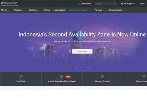 Cloud Giant Alibaba Announces Launch of Data Center in Indonesia