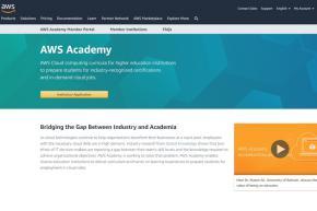 Leading British University Joins AWS Academy