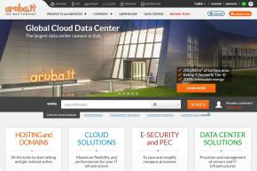 Web Host Aruba Receives Accreditation for '.Cloud' Domains in China