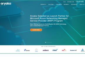 Global SD-WAN Provider Aryaka Selected for Microsoft Azure MSP Program