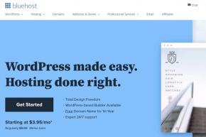 Bluehost Launches Website Builder Without Boundaries