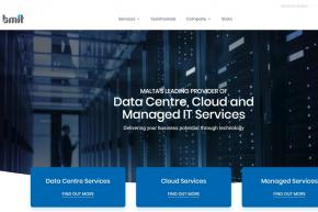 Data Center, Cloud and Managed IT Services Provider BMIT Building New Data Center