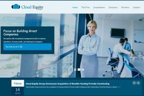 Cloud Equity Group Completes Acquires Conseev Portfolio Hosting Companies