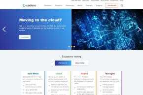 Managed Hybrid Cloud Hosting Provider Codero Achieves Key EU-US Certification