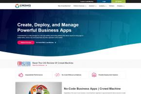 App Development Company Crowd Machine Transitions to AWS