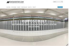 European Data Center Provider Datacenter.com Announces Expansion Amsterdam Facility