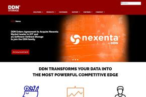 AI and Multi-Cloud Data Management Company DataDirect Networks to Acquire Cloud Storage Company Nexenta