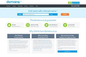 Web Host and Domain Name Provider Domains.co.za Announces New VPS Hosting Option