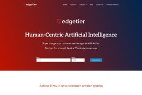 AI Customer Support Solution Provider EdgeTier Wins 2019 Google's 'Adopt a Startup'