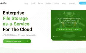 Google Cloud Acquires Cloud-based File Storage Provider Elastifile