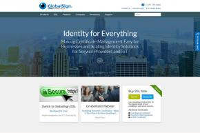 Computer and Network Security Specialist GlobalSign Launches IoT Developer Portal