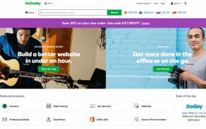 Web Host GoDaddy Suggests Majority of Australian Small Businesses Have No Website