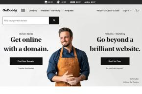 Web Host and Domain Name Provider GoDaddy Makes WordPress Websites Easier