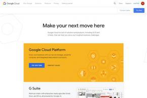 Cloud Giant Google Cloud Launches Zurich Region